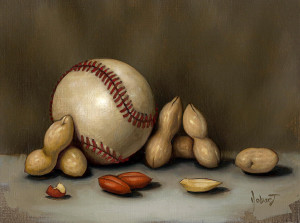 baseball-and-penuts-clinton-hobart